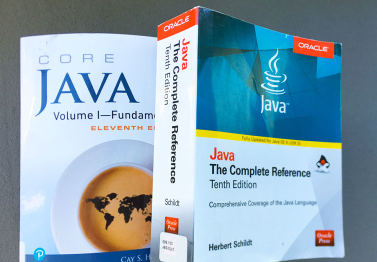 Java 9 SE reference books